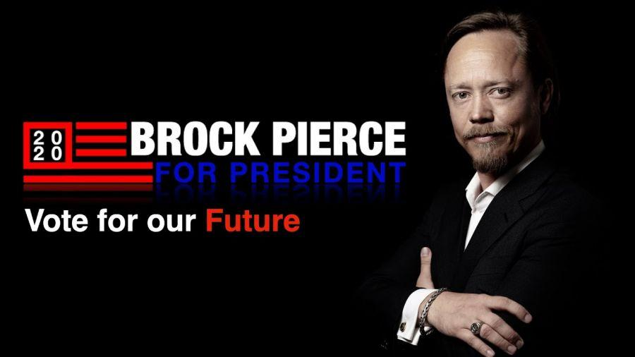 Akon Joins Brock Pierce's Presidential Campaign + More News